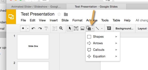 Google Sites Adding Forward And Back Buttons To Your Slider Built - Google presentation format