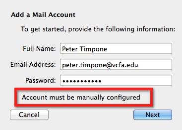 Configure Manually 1