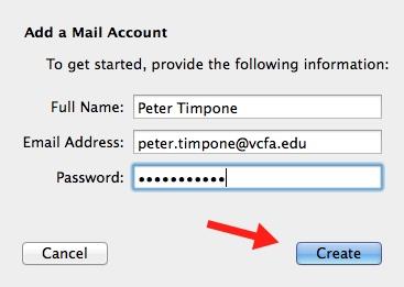 Mail Userid